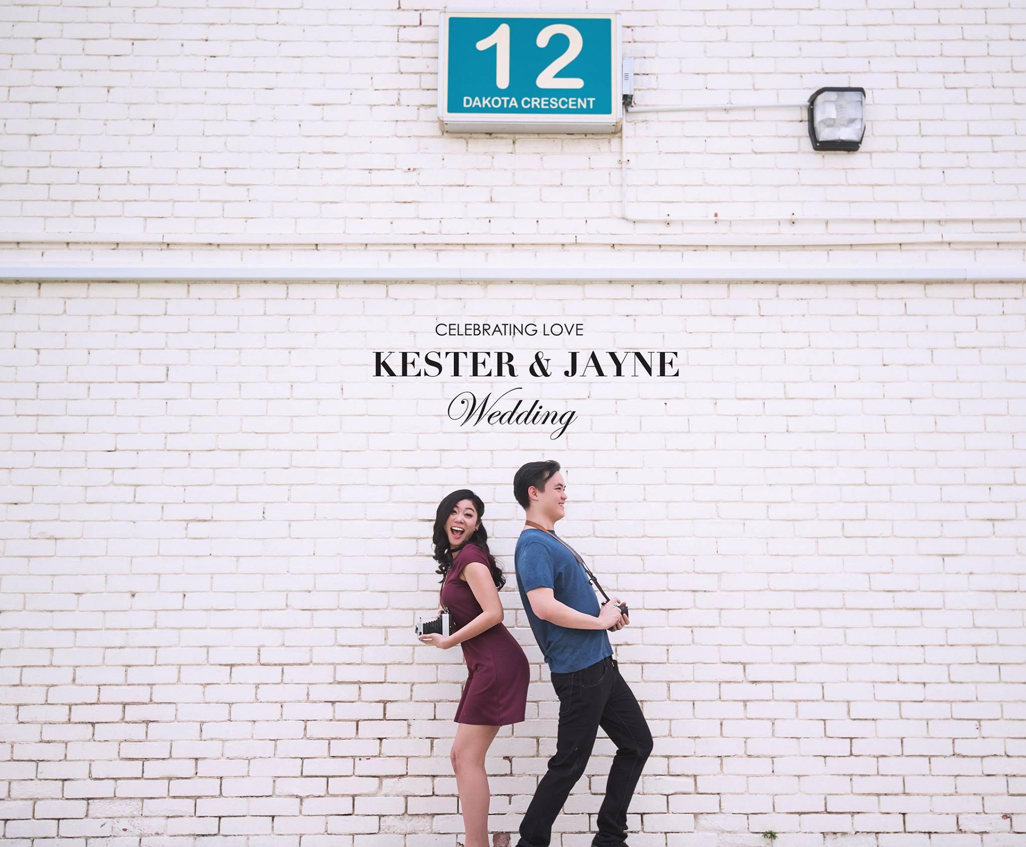 Kester & Jenny